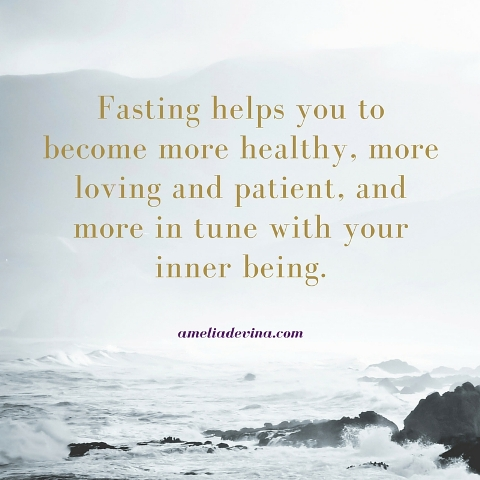 you can do fasting for your health, for your own benefit, not because a certain belief (5)